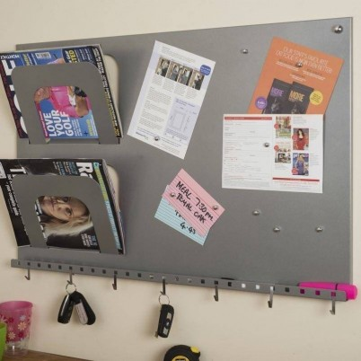 Horizontal 3 In 1 Memo Board